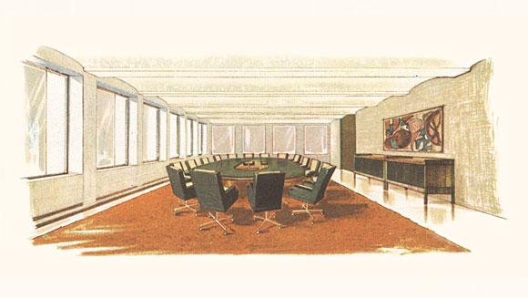 The Board Room.