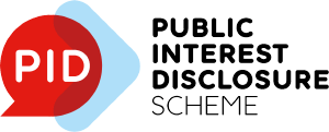 Public Interest Disclosure Scheme Logo