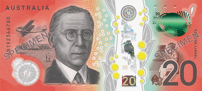 Next Generation of Banknotes: Design Reveal   Media Releases   RBA