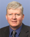 Photograph of 2006 Bank Study Assistance Committee member Malcolm Edey