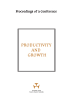 Cover: Productivity and Growth