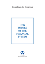 Cover: The Future of the Financial System