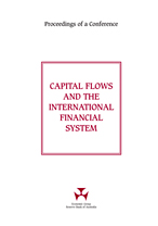 Cover: Capital Flows and the International Financial System
